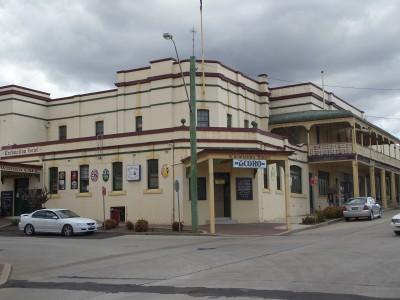 Portland NSW Coronation Hotel