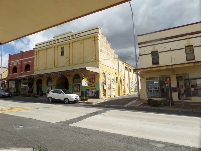 Portland Crystal theatre NSW