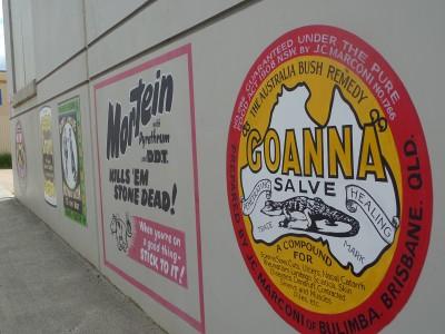 Portland old advertisements